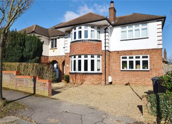 Thumbnail 5 bed semi-detached house for sale in Wyburn Avenue, Barnet, Hertfordshire