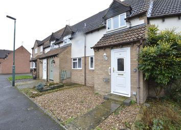 Thumbnail 2 bed terraced house for sale in Grange Court, Northway, Tewkesbury
