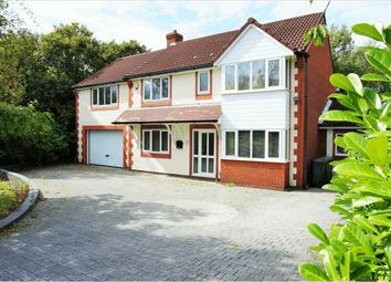 Thumbnail 5 bedroom detached house for sale in Oak Vale, West End