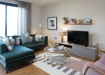 Thumbnail 2 bed flat for sale in Rookery Way, Hendon
