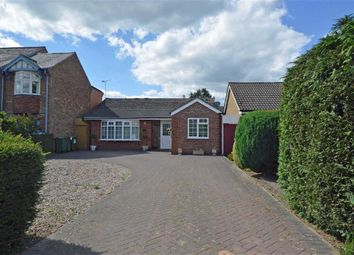 Thumbnail 2 bed detached bungalow for sale in Glenfield Lane, Kirby Muxloe, Leicester