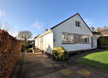 Thumbnail 2 bed detached bungalow for sale in Summerfield, Sidmouth, Devon