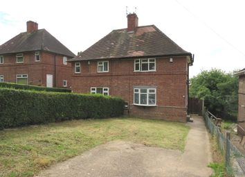 Thumbnail 3 bedroom semi-detached house for sale in Greenwood Road, Bakersfield, Nottingham