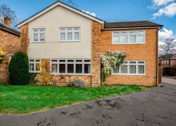 Thumbnail 4 bedroom detached house to rent in Owen Road, Windlesham