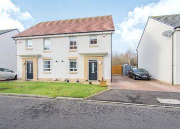 Thumbnail 3 bed semi-detached house for sale in Fairfield Park, Monkton, Prestwick