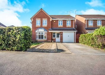 Thumbnail 4 bed detached house for sale in Kinlet Close, Coventry, West Midlands, England