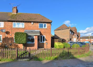Thumbnail 2 bed semi-detached house for sale in Tennyson Road, Ashford