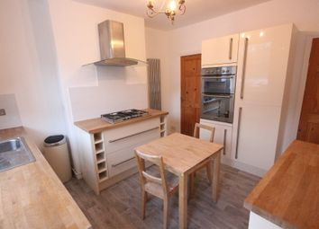 Thumbnail 4 bed terraced house to rent in Manor Oaks Road, Park Hill, Sheffield