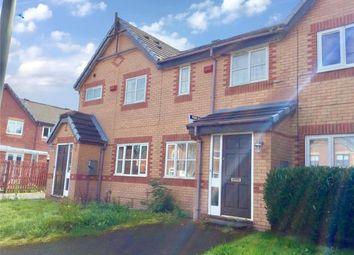 Thumbnail 2 bed terraced house for sale in Skipton Close, Bamber Bridge, Preston