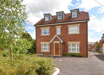 Thumbnail 2 bed flat to rent in Eynsham Road, Botley