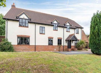 Thumbnail 5 bed detached house for sale in Rylstone Close, Heelands, Milton Keynes, Buckinghamshire