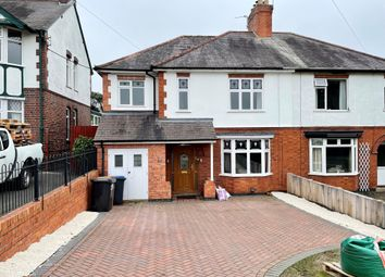 Thumbnail Semi-detached house to rent in Station Road, Earl Shilton, Leicester