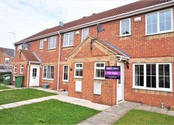 Thumbnail 2 bed terraced house for sale in Hardys Court, Grimsby