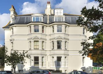 Thumbnail 3 bedroom flat to rent in Clifton Crescent, Folkestone