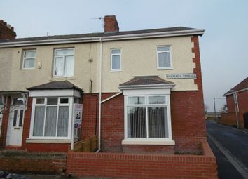 Thumbnail 3 bed end terrace house to rent in Dalmatia Terrace, Blyth