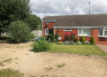 2 bed semi-detached bungalow for sale in Riverside Gardens, Henley - In - Arden B95