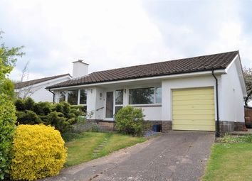 Thumbnail 3 bedroom detached bungalow for sale in Wellands Close, Uffculme, Cullompton
