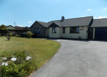 Thumbnail 3 bed detached bungalow for sale in Belah Meadow, Otterham Station, Camelford