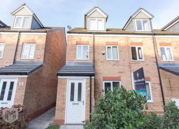 Thumbnail 3 bed mews house for sale in Academy Way, Lostock, Bolton