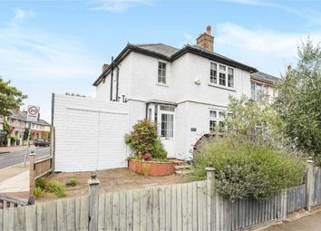 Thumbnail 3 bed terraced house to rent in Burntwood Lane, London