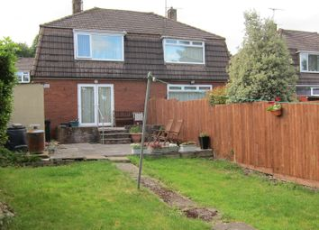 Thumbnail 2 bedroom semi-detached house for sale in Four Acres, Bishopsworth, Bristol