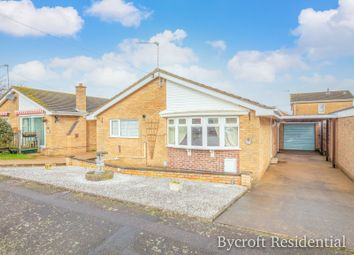 Thumbnail 3 bed detached bungalow for sale in Linnet Close, Bradwell, Great Yarmouth