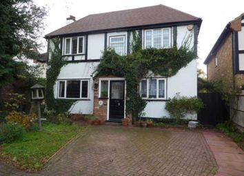 Thumbnail 4 bed detached house to rent in Balmoral Close, Park Street, St.Albans