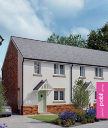 Thumbnail 2 bed semi-detached house for sale in 6 Mining School Close, Kennard Point, Crumlin, Caerphilly