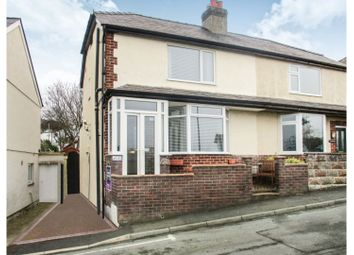 Thumbnail 3 bed semi-detached house for sale in Llewelyn Avenue, Glan Conwy
