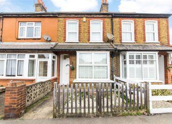 Lower Higham Road, Chalk, Kent DA12. 2 bed terraced house for sale