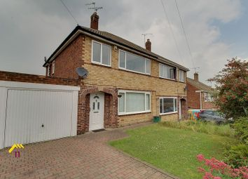 Thumbnail 3 bed semi-detached house for sale in St Pauls Parade, Scawsby, Doncaster