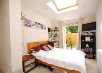 Thumbnail 1 bed flat to rent in Brookview Rd, Furzedown, Tooting Bec