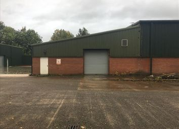 Thumbnail Light industrial for sale in Unit 2 Woodford Park, Winsford, Cheshire