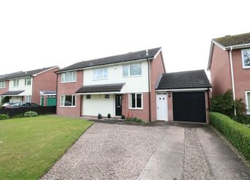 Thumbnail 4 bed detached house for sale in Esk Road, Carlisle, Cumbria