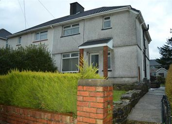 Thumbnail 3 bed detached house for sale in Brynllwchwr Road, Swansea