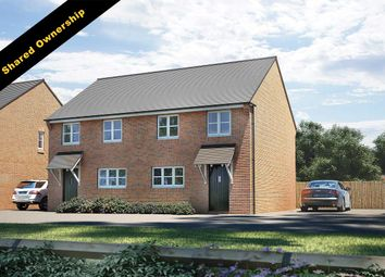 Thumbnail 3 bedroom semi-detached house for sale in Ludlow Street Standish, Wigan