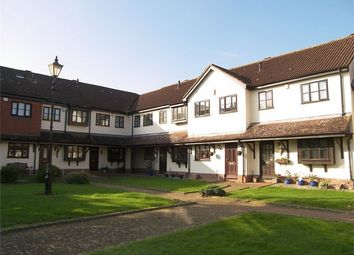 Thumbnail 2 bed maisonette for sale in Firs Wood Close, Northaw, Potters Bar