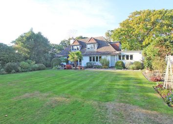 Thumbnail 4 bed detached house for sale in Manor Road, Milford On Sea, Lymington