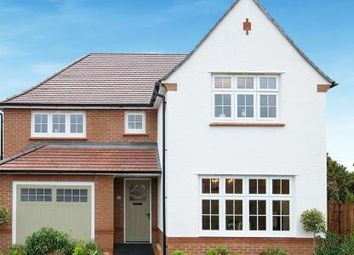 Thumbnail 4 bed detached house for sale in Amigton Links, Eagle Drive, Tamworth, Staffordshire