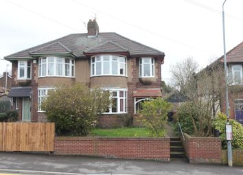 Thumbnail 3 bed semi-detached house for sale in Station Road, Hinckley