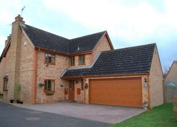 4 bed detached house for sale in Sarek Park, West Hunsbury, Northampton NN4