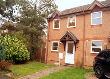 Thumbnail 2 bed semi-detached house to rent in Grosmont Close, Emerson Valley, Milton Keynes