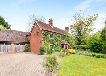 Thumbnail 5 bed detached house for sale in Greywell, Hook, Hampshire