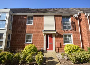 Thumbnail 3 bed terraced house for sale in St Simon Close, Queens Hill, Costessey, Norwich