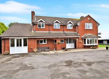 Thumbnail 4 bed detached house for sale in High Street, Dilhorne, Stoke-On-Trent