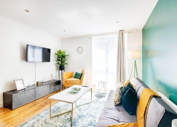 Thumbnail 2 bed flat to rent in Gastein Road, London