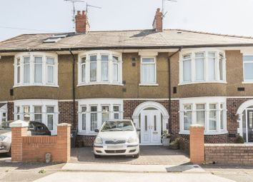4 bed terraced house for sale in Manor Way, Heath, Cardiff CF14