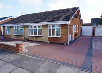 Thumbnail 2 bed semi-detached bungalow for sale in Avon Road, Stockton-On-Tees