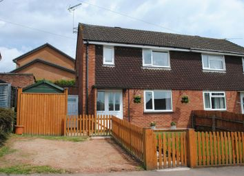 Thumbnail 2 bed semi-detached house for sale in Morcroft Place, Whitecroft, Lydney