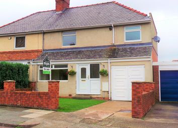 Thumbnail 3 bed semi-detached house for sale in Cypress Gardens, Dunston, Gateshead